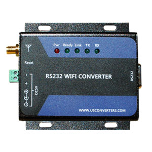 Serial WiFi Adapter - RS232 Industrial