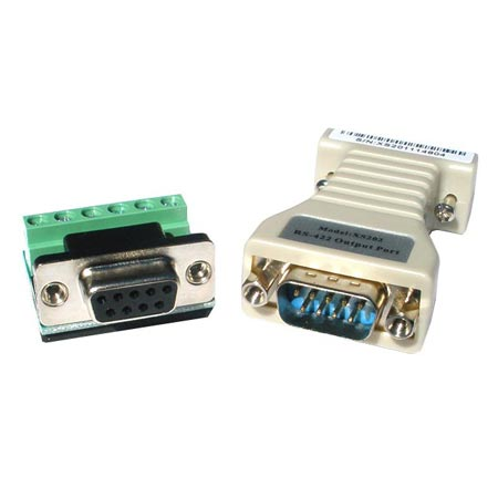 RS232 to RS422 Converter, Port-Powered