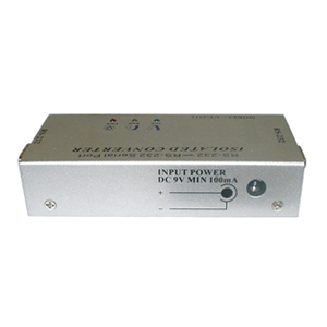 RS232 Optical Isolator, Industrial 8-Wire